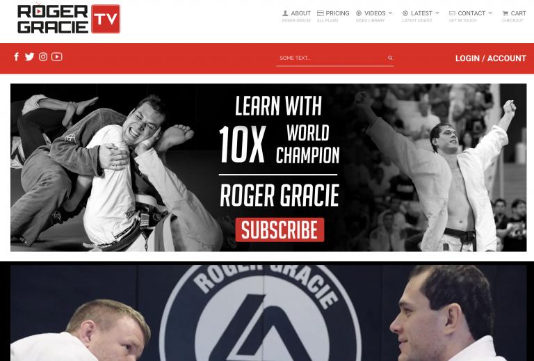 Roger Gracie TV screenshot